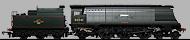 SR West Country Class (Un-R)