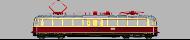 ET91/BR491 Glaeserner Zug