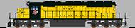 *EMD 16cyl 645E3 (FT)*