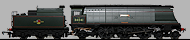 SR West Country Class