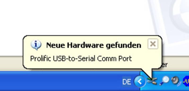 keine meldung hardware kann entfernt werden
