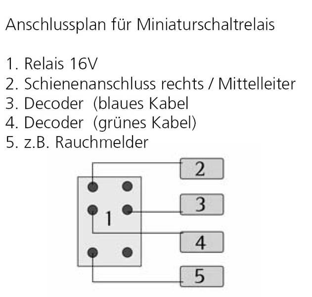 Frage zum ESU Relais 51963 in VT 11.5 - Mittelwagen Beleuchtung ...