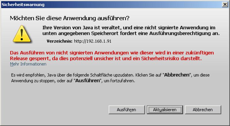 oude java versie downloaden