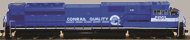*EMD 710-20Cyl - SD80MAC*