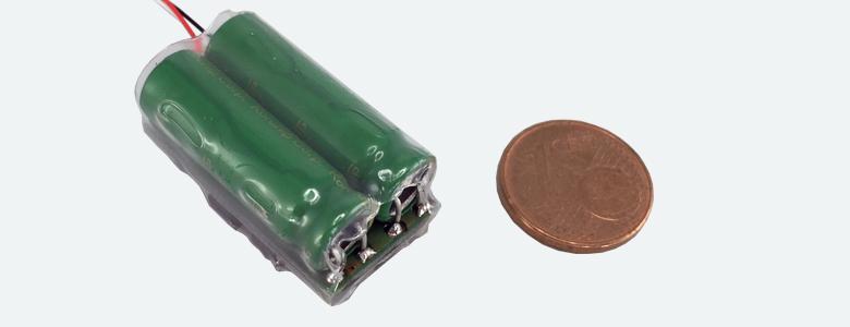 Esu 54671 Power Pack mini almacenamiento de energía para LokPilot v4.0 /& Loksound mercancía nueva